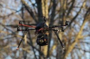 drone pour photo et video aerienne